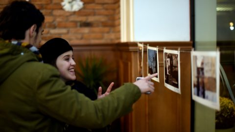 Photo Exhibition Because-of-the-Corruption Offers People's Perspective