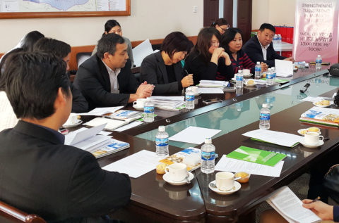 Tackling corruption in the construction sector of Mongolia