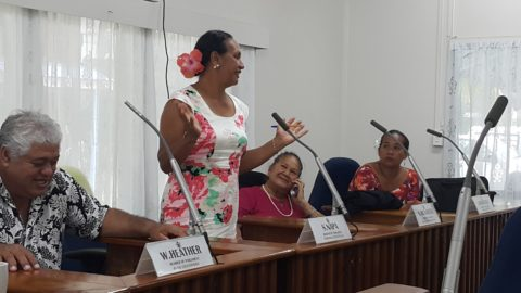 Cook Islands MPs commit to UN anti-corruption drive