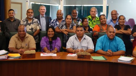 Nauru MPs work with community on new Leadership Code