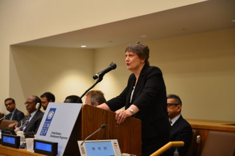 "Helen Clark: Speech at the Open Government Partnership (OGP) Summit 2015 Event ""Openness for All: The Role for OGP in the 2030 Development Agenda"""