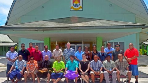 Oversight capacity boost for Niue parliamentarians