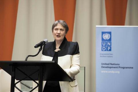 Video Statement by UNDP Administrator, Helen Clark: 2015 International Anti-Corruption Day