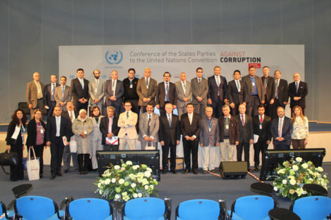 Arab Anti-Corruption and Integrity Network special event at St. Petersburg UNCAC conference