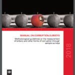 Manual on Corruption Surveys